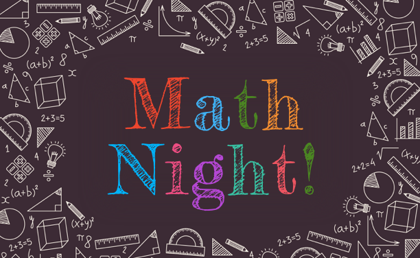 featured image for math night